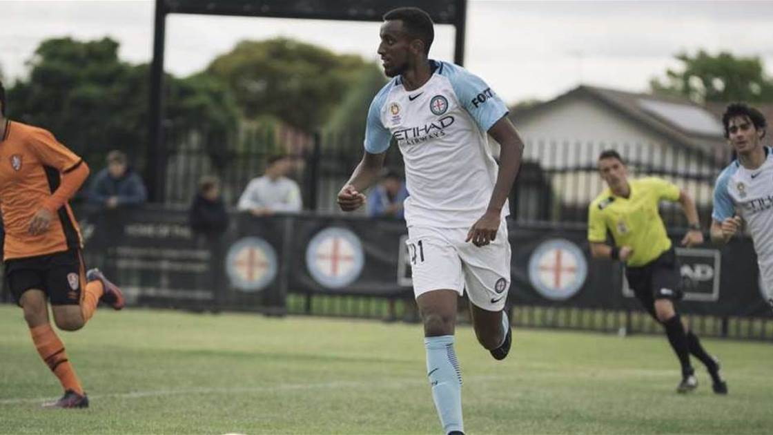 City's Young Stars To Rise Against Sydney