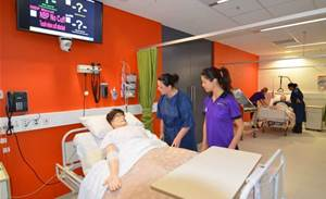 UTS launches robotic nursing labs
