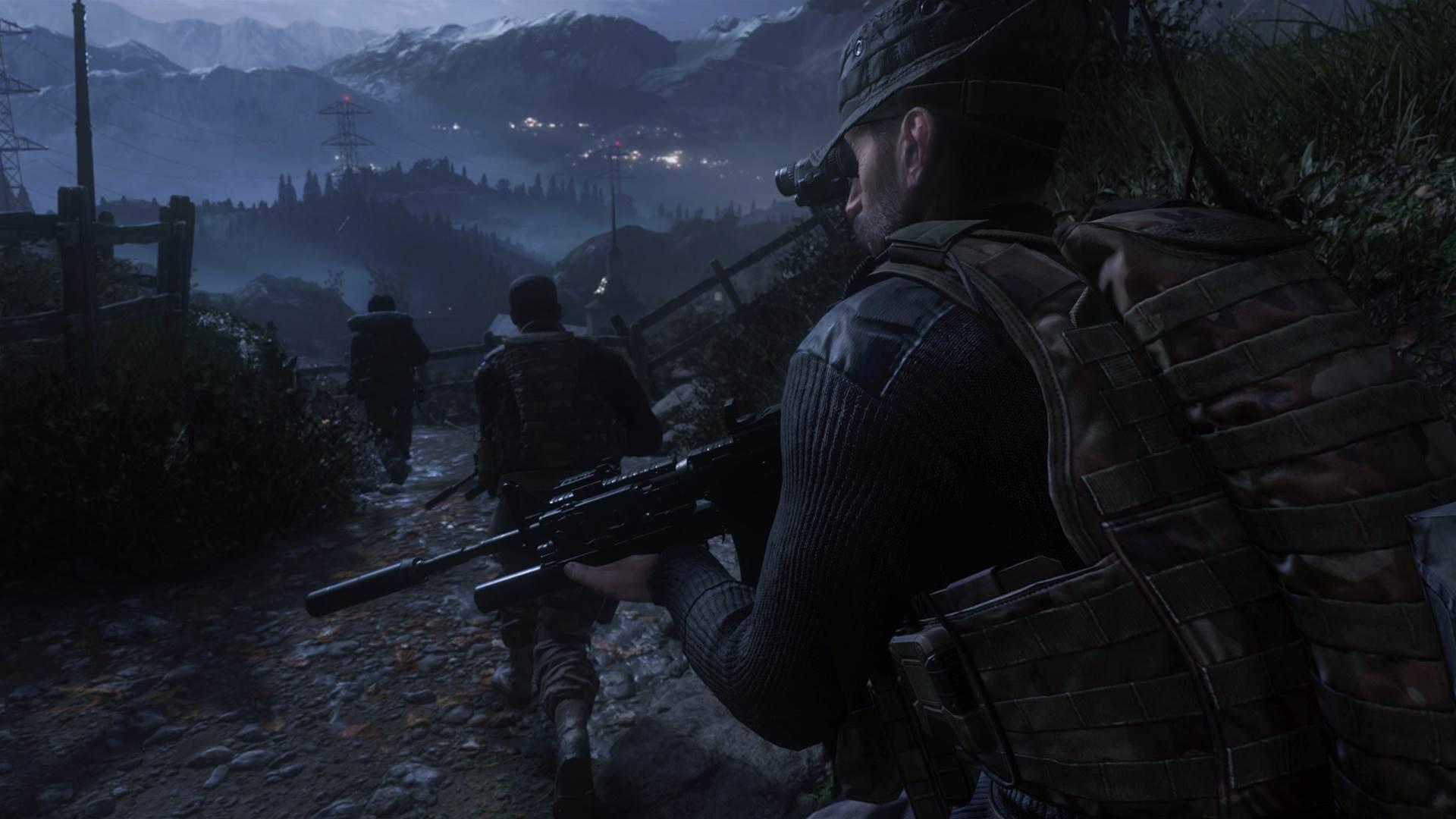 Call of Duty: Modern Warfare Remastered coming... tomorrow!