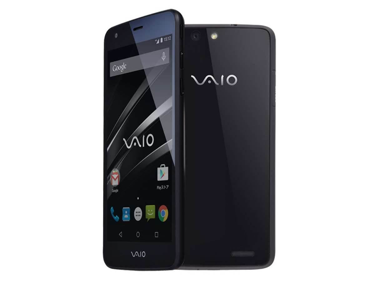 The VAIO smartphone is a dead ringer for the Google Nexus 4