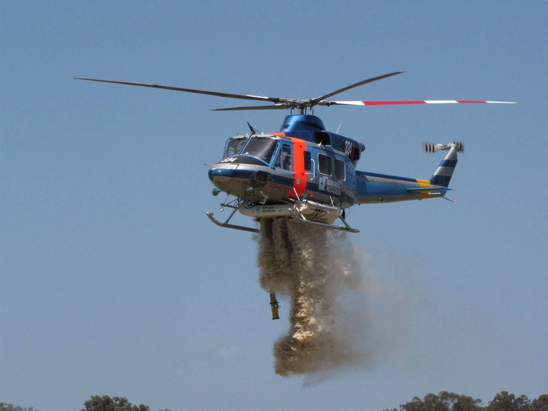 Victoria looks to automate the dispatch of bushfire aircraft