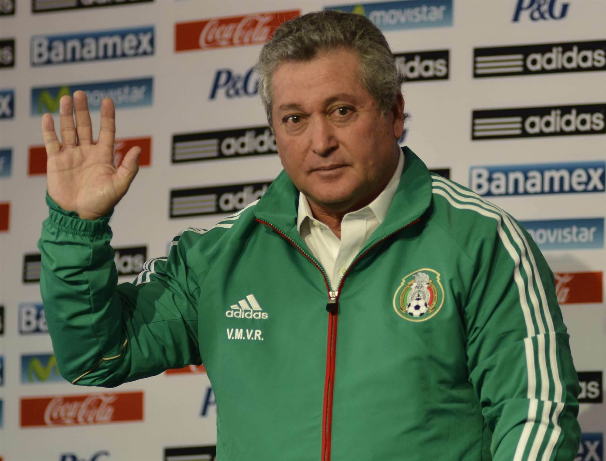 Mexico confirm Vucetich appointment
