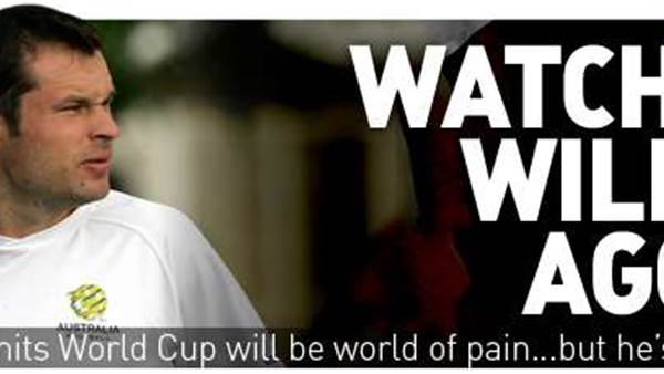 Viduka: World Cup Will Be Tough