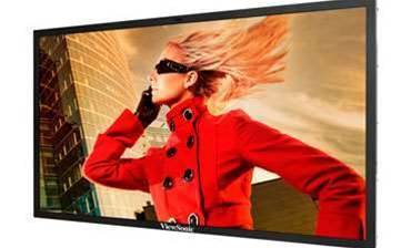 ViewSonic reveals touch-screen digital displays
