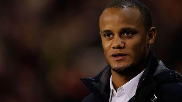Kompany ruled out of West Ham clash
