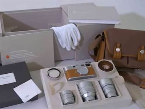 Camera tech: The Making of the Leica M9-P Edition Hermes