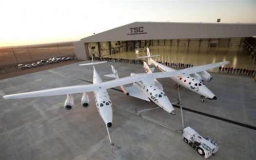 Virgin Galactic Announces Completion of Spaceport