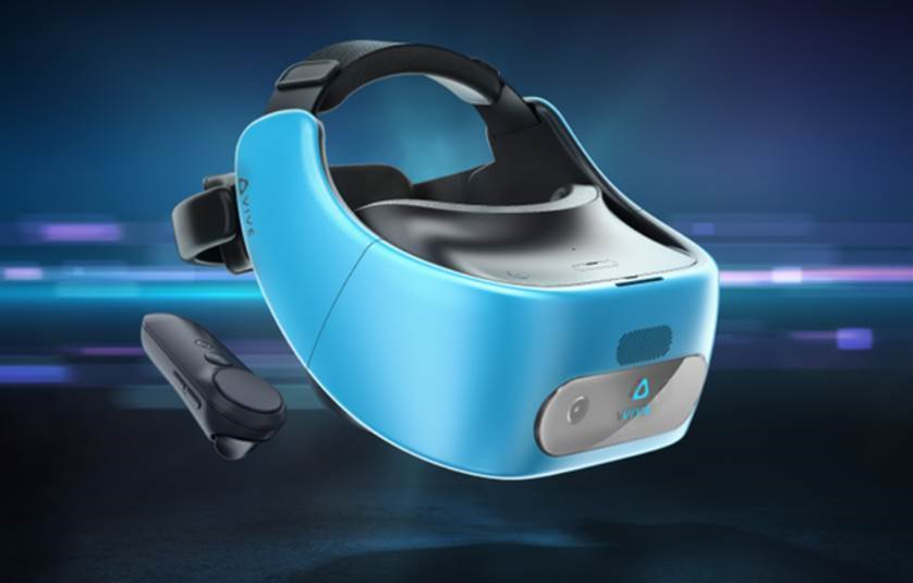 HTC's Vive Focus offers wireless 'world-scale tracking' for the first time