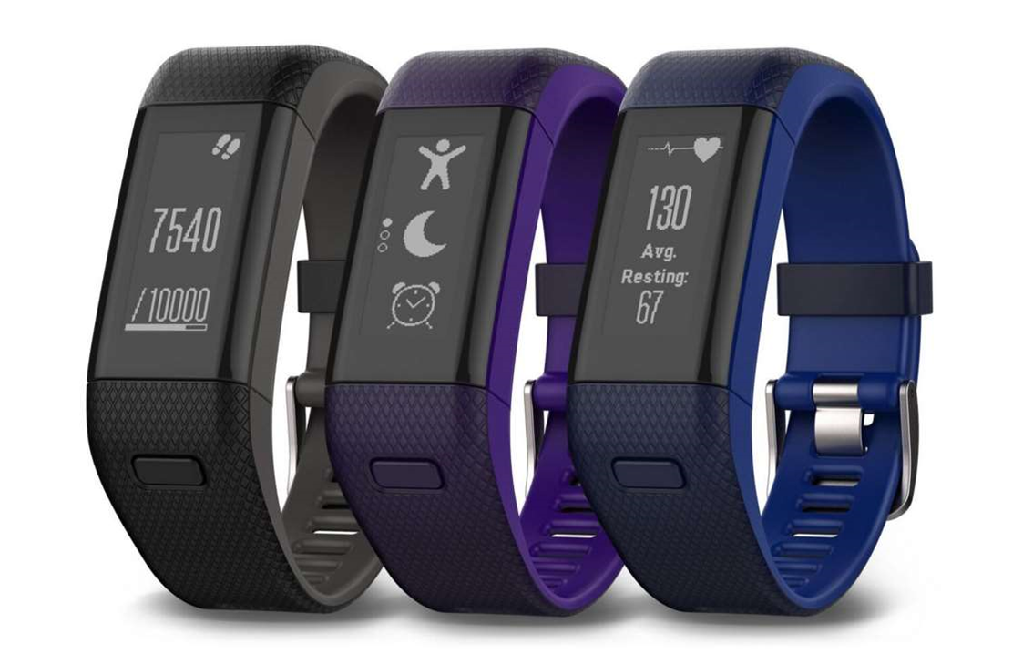 Garmin unveils vivosmart HR+ activity tracker