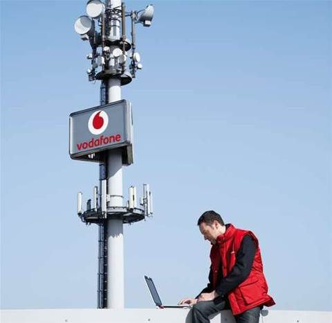 Vodafone tops up Canberra 4G performance
