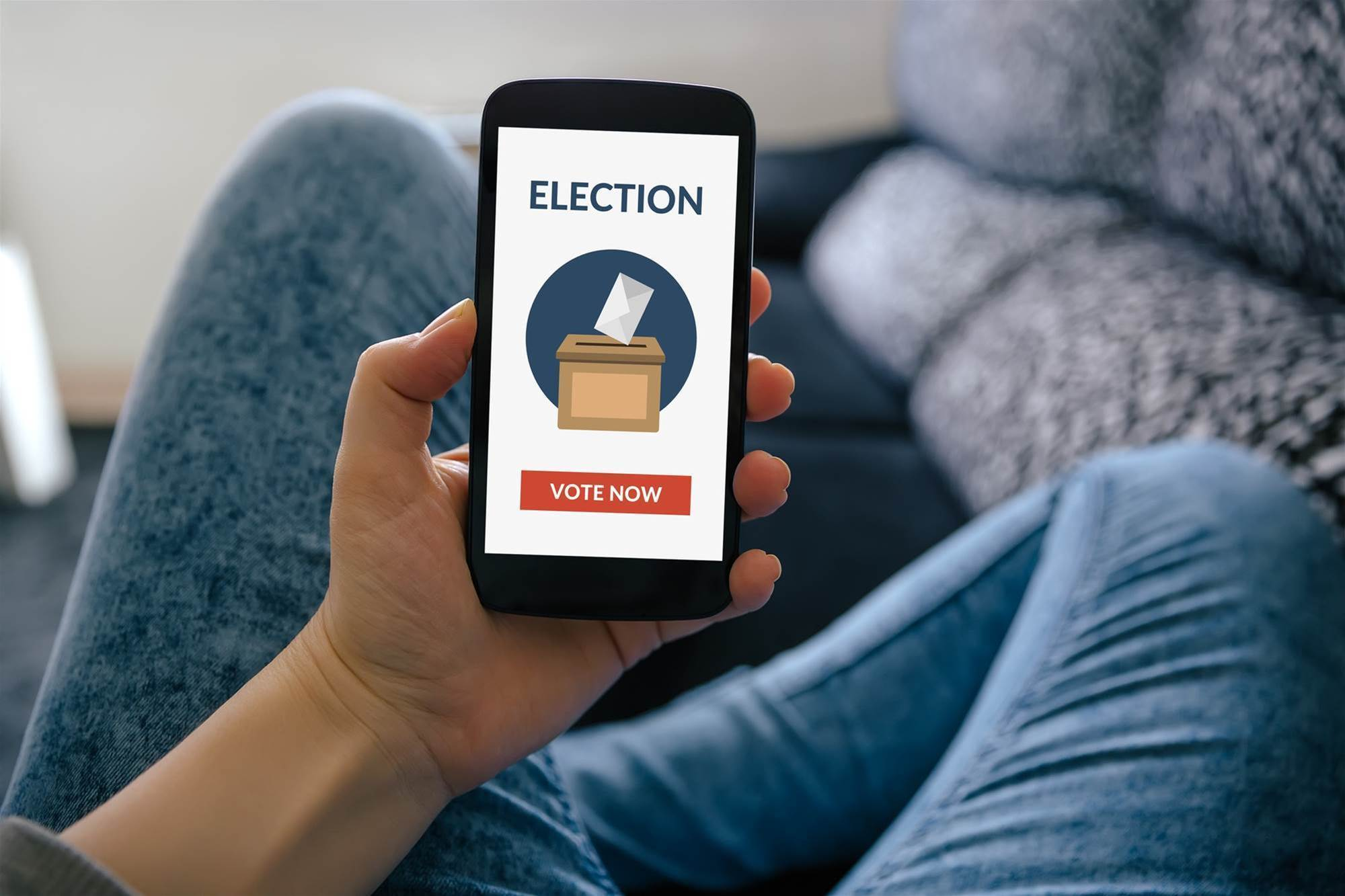 The AEC is building an app for enrolment, polling info