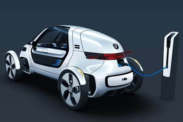 Volkswagen Designs One Seat Car - No Friends Required
