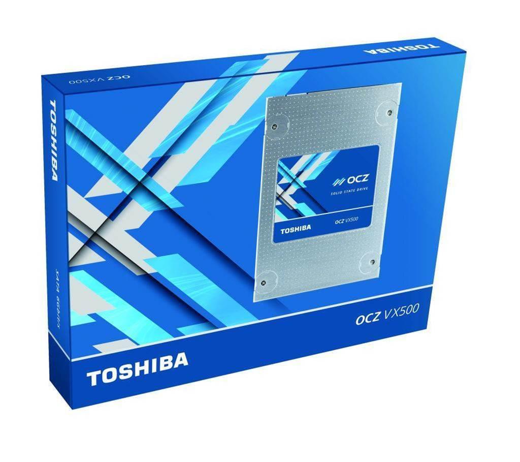 Review: Toshiba OCZ VX500 SSD