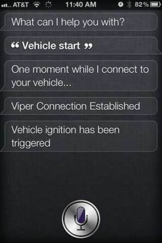 Video: Apple's Voice-Command Sorceress Siri Hacked So She Can Start Cars