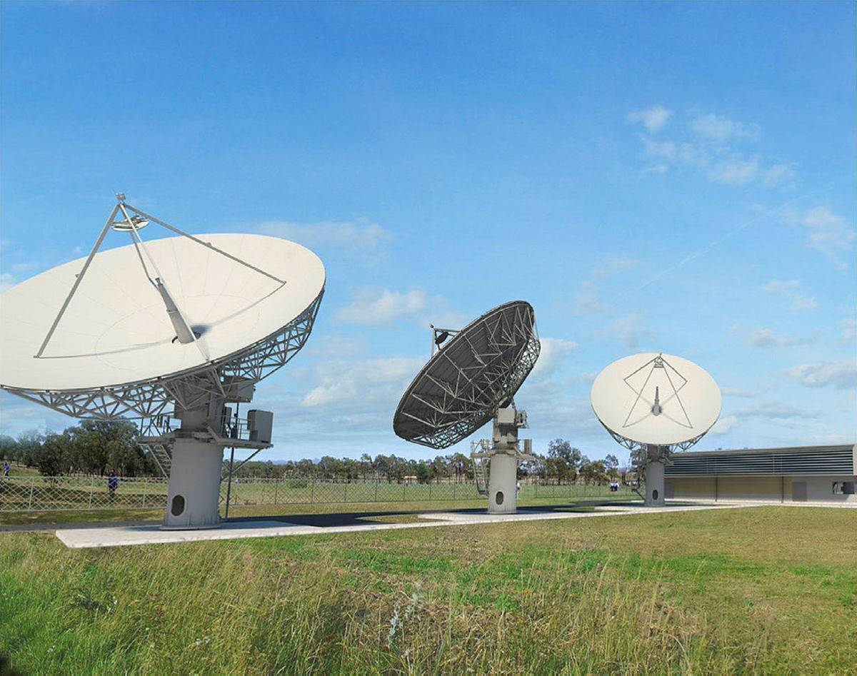 Govt shells out $233m on new Defence satellite station