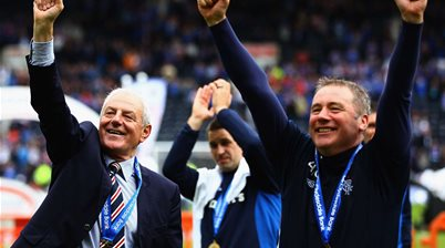 Smith resigns as Rangers chairman