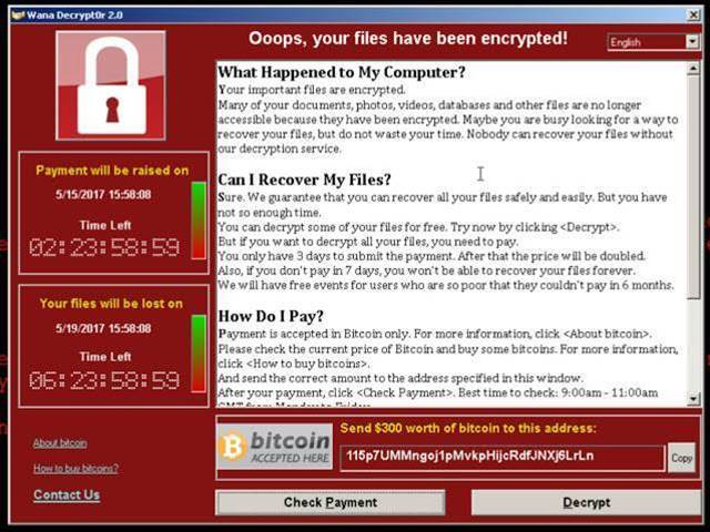 WannaCrypt ransomware: what you need to know
