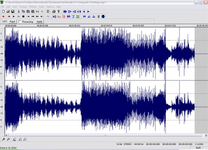 Audio editor Wavosaur gets first update since 2013