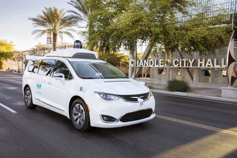 Waymo makes history with driverless taxis