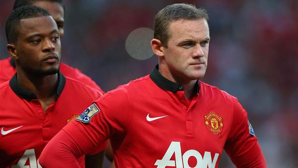 Rooney thanks United fans for support