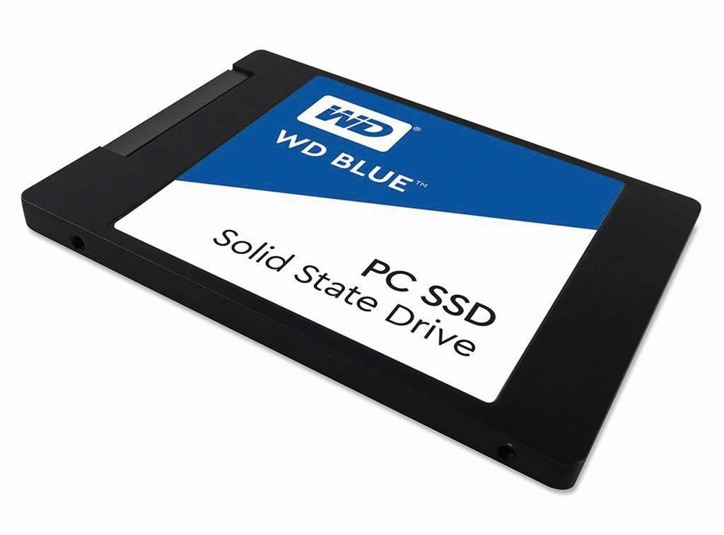 Review: WD Blue SATA 1TB PC SSD breaks new ground