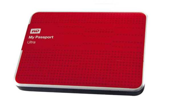 Product Brief: WD My Passport Ultra 500GB