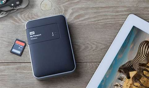 My Passport Wireless: share files between everyone regardless of their device