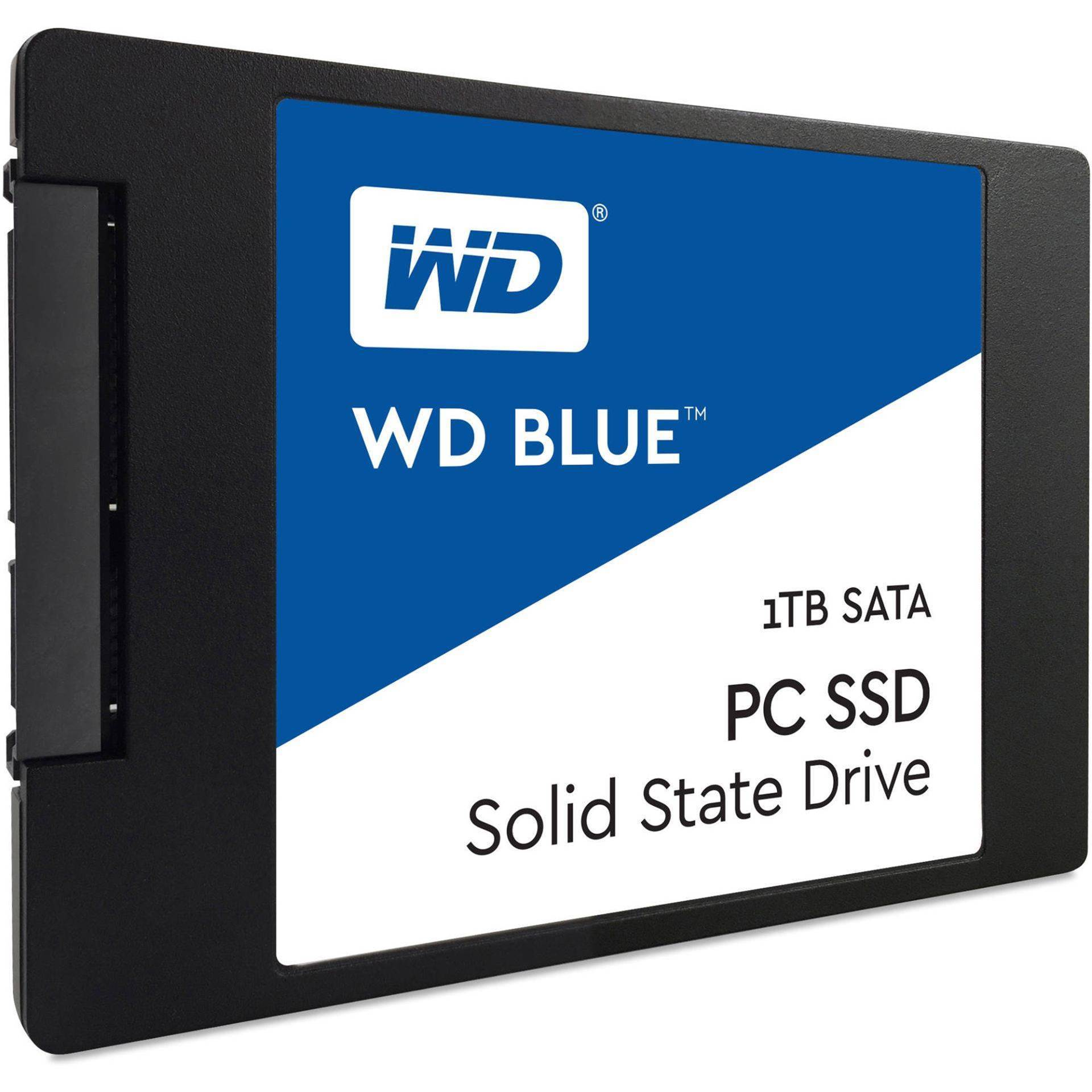 Review: WD Blue 3D &  Sandisk Ultra 3D 1TB SSDs