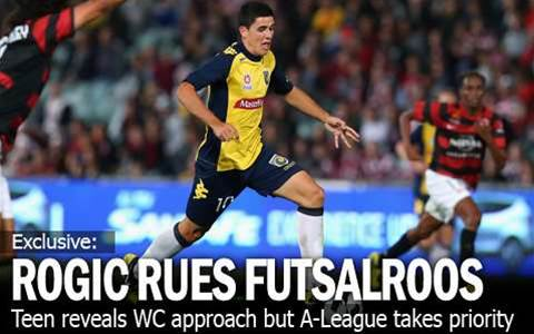 Rogic Rues Futsalroos