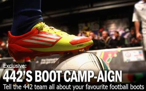 442's Boot Camp-aign