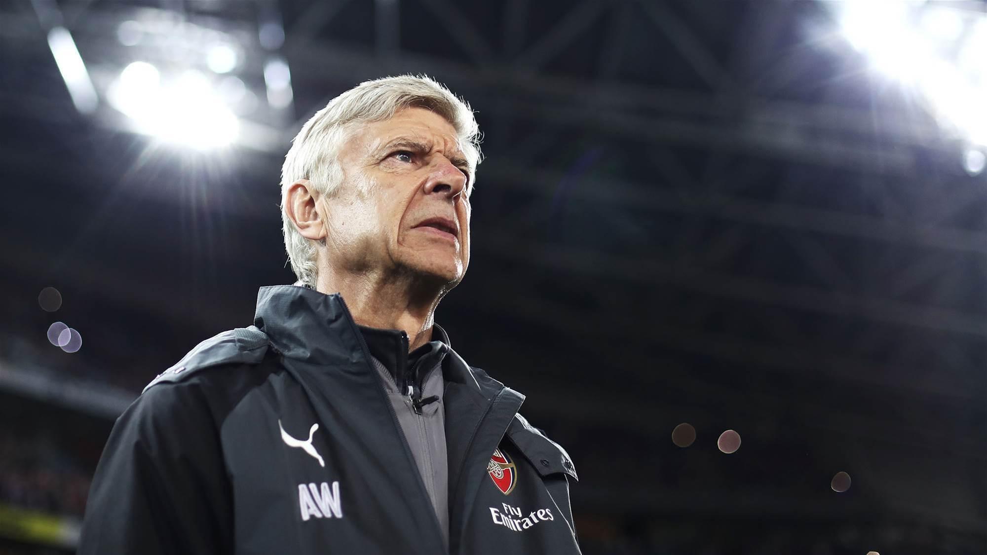 Wenger: Arsenal's Redmayne mistake