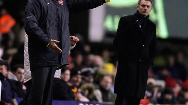 Mourinho: It's not me against Wenger
