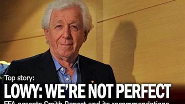 FFA: We Never Said We Were Perfect