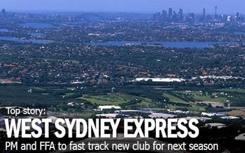 Western Sydney To Be Unveiled