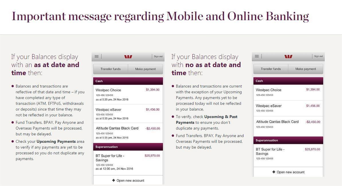 Westpac suffers week-long online banking glitch