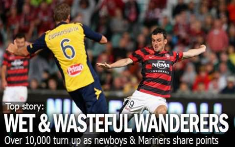 Debut Stalemate For Wanderers