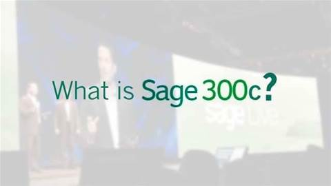 Sage joins the move to cloud accounting