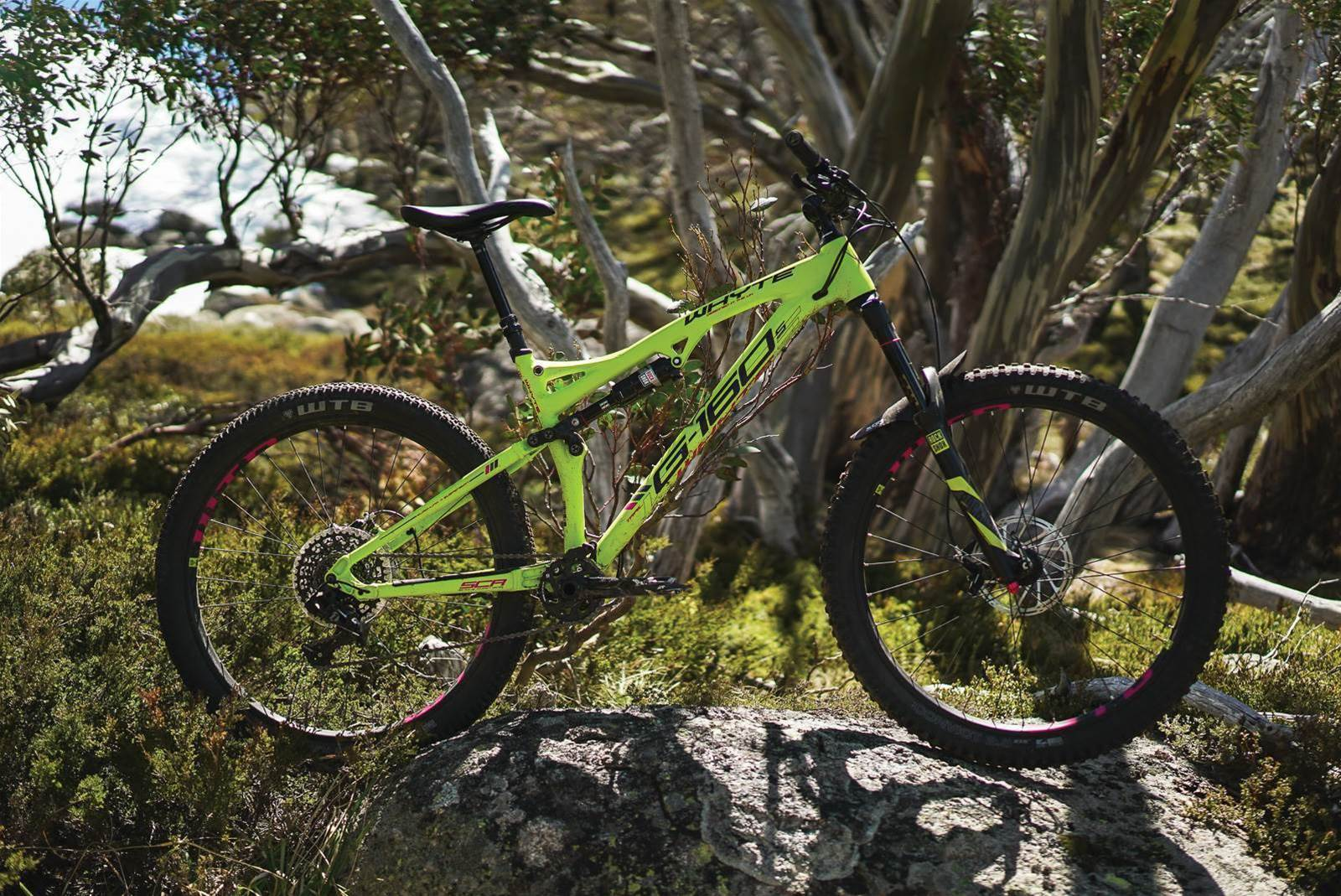 TESTED: Whyte G-160