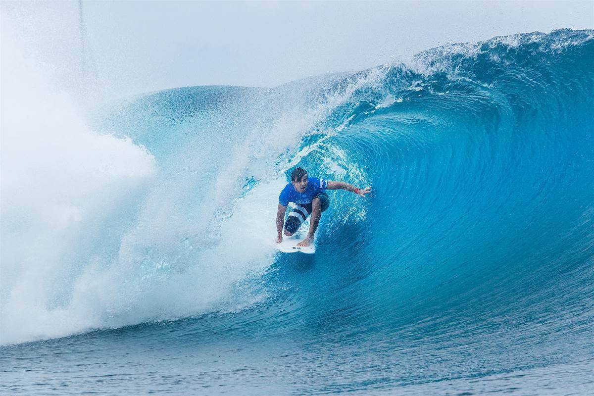 Julian Wilson Wins Teahupoo