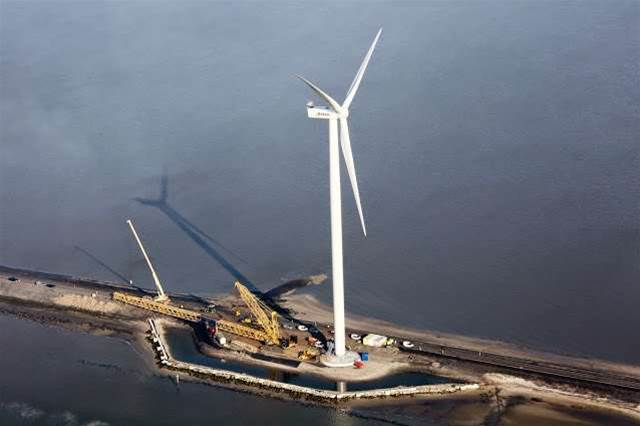Google commits to wind-powered European data centres