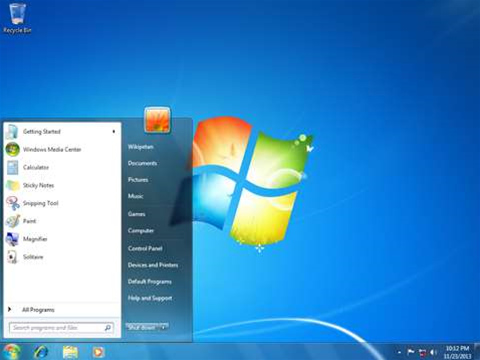 No updates for Windows 7/8.1 on new hardware
