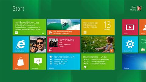 Microsoft reveals Windows 8 hardware requirements