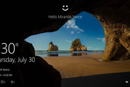 Lloyds Bank to deploy Windows Hello biometrics for logins