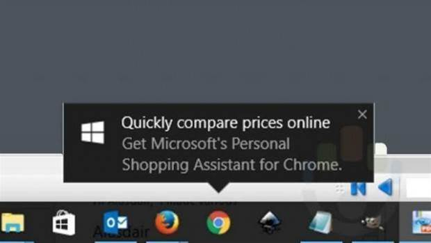 Adverts creep into Windows 10's file explorer