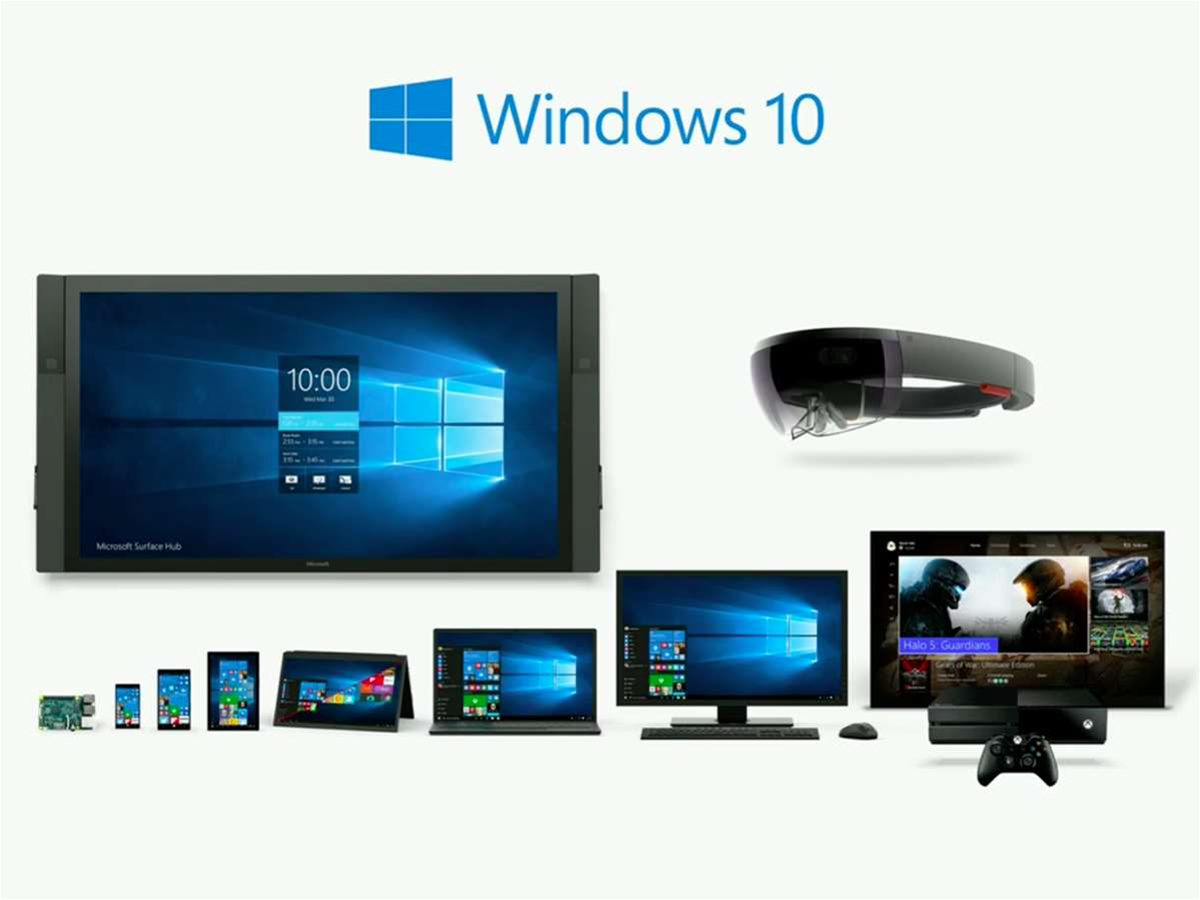 Windows 10 Anniversary update on the way