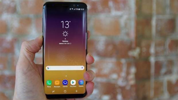 Microsoft's customised Galaxy S8 might be the closest you get to a Windows Phone in 2017