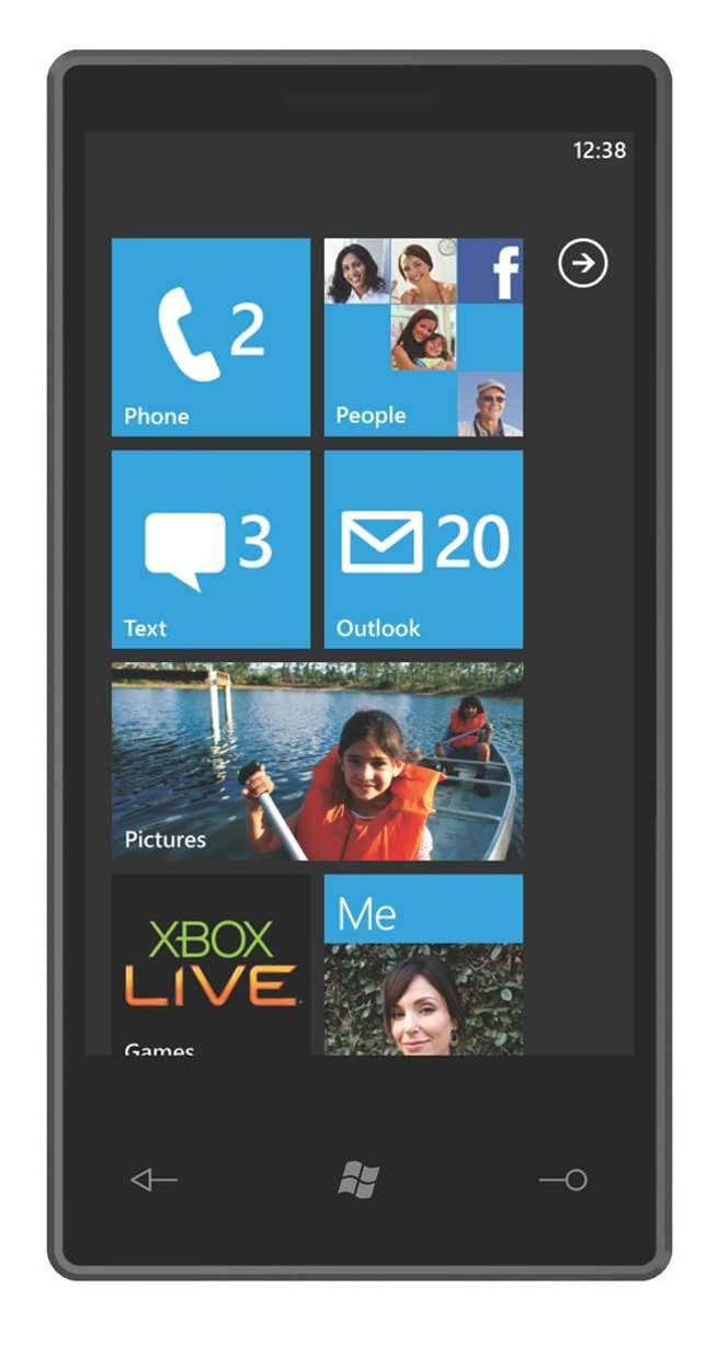 Yahoo pins Microsoft for Phone 7 phantom data