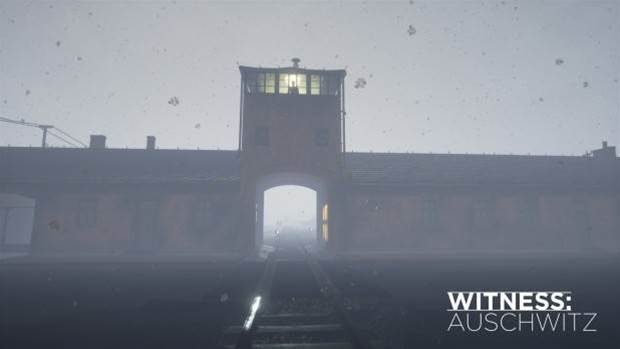 "VR Auschwitz simulation lets users ""experience"" the Holocaust"