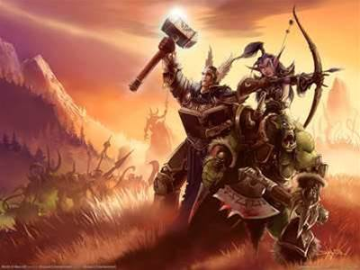 Play World of Warcraft on Facebook