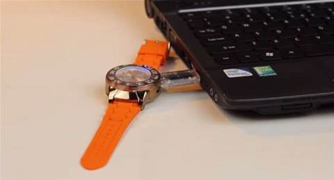 HP warns on smartwatch security - rather, the lack of it
